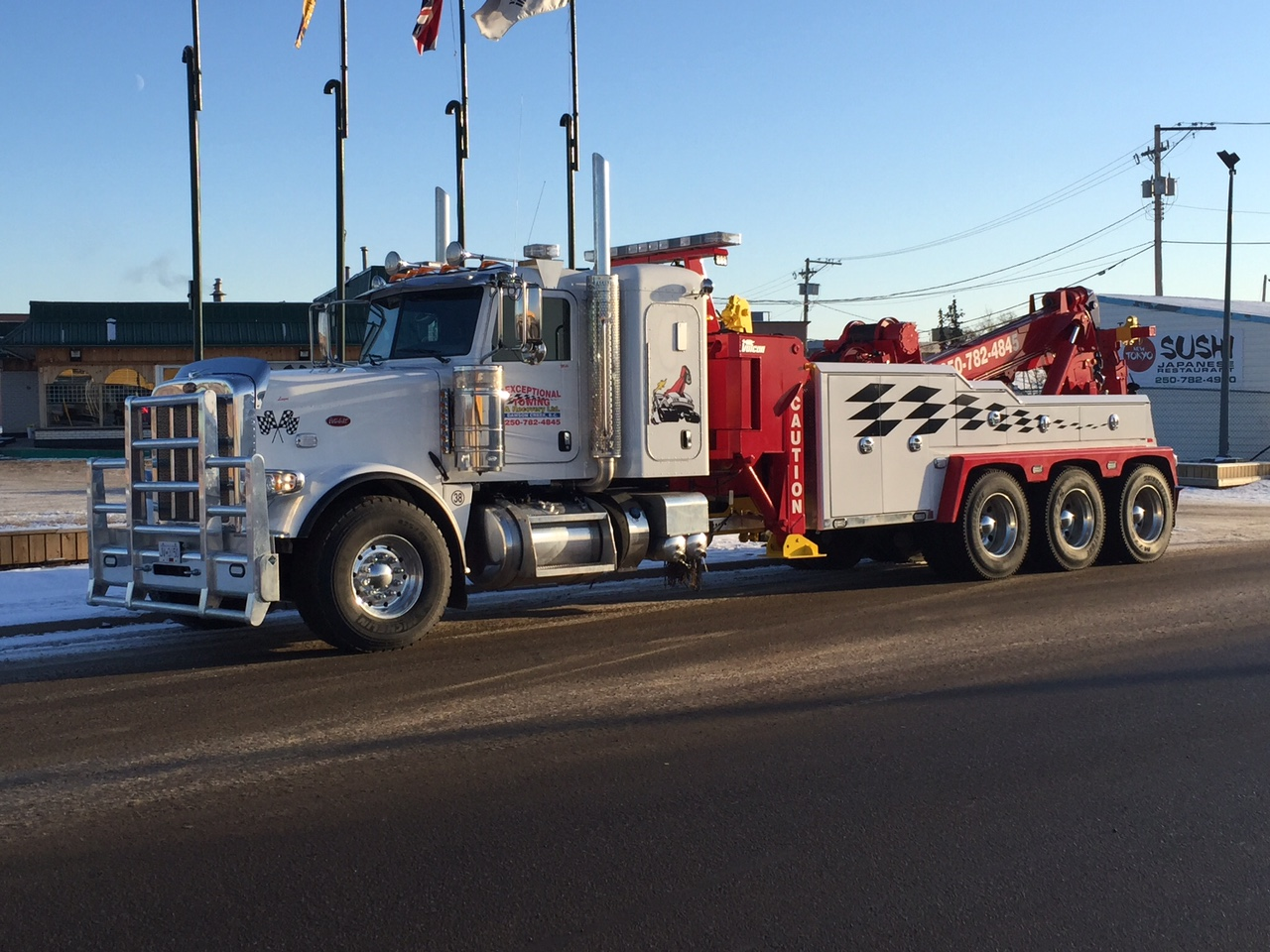 Exceptional Towing & Recovery Ltd.