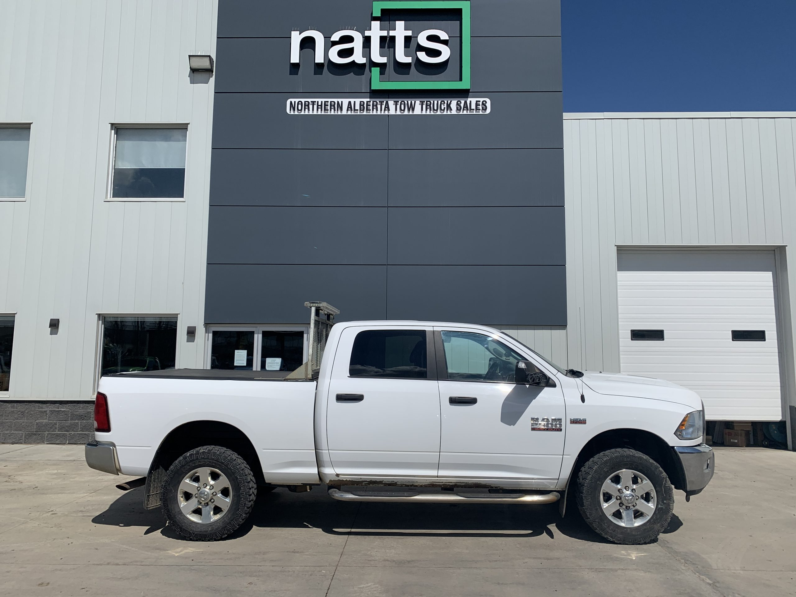 2014 RAM 2500 SLT 4X4 SERVICE UNIT- STOCK#2503
