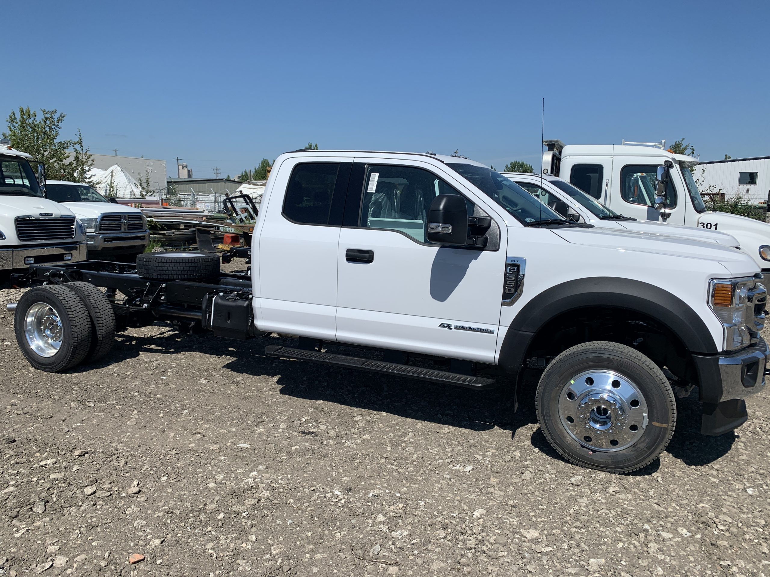 2020 FORD F550 – STOCK# 2554 & 2555